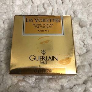 Guerlain Les Voilettes pressed powder Perlee N 2